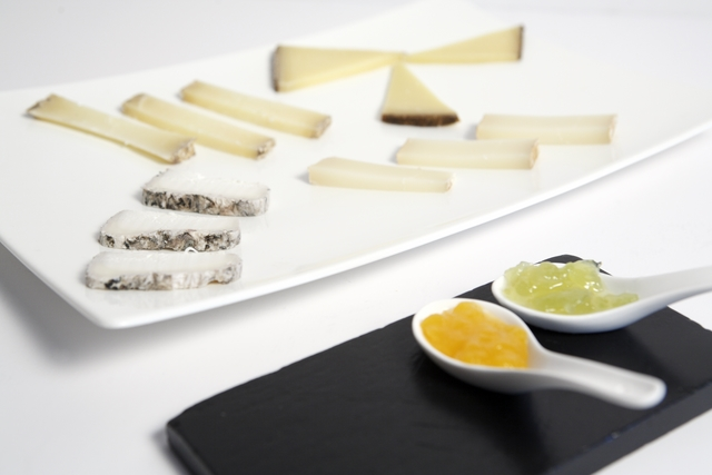 tabla de quesos. Daily Gastrobar
