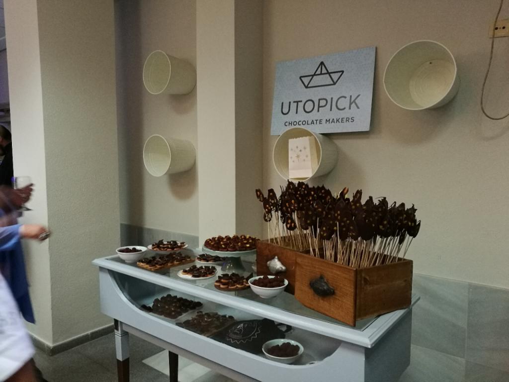 II Gala gastronomica de Fundación Novaterra